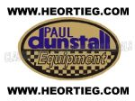 Paul Dunstall Equipment Transfer Decal D20082-6